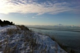 cook inlet and mt redoubt